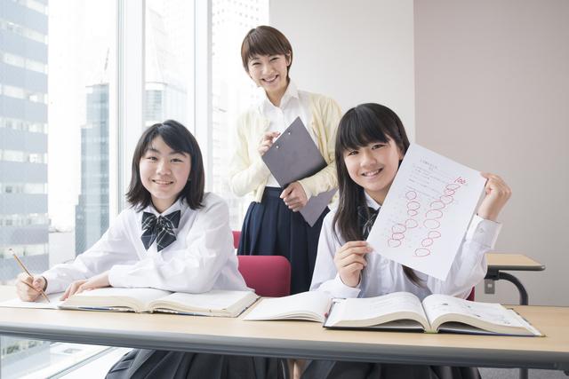 努力する生徒が報われる塾でありたい。